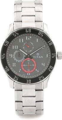 Titan 1632SAA Octane Analog Watch For Men