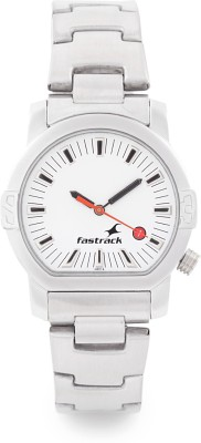 Fastrack NG1161SM03 Basics Analog Watch   For Men Fastrack Wrist Watches