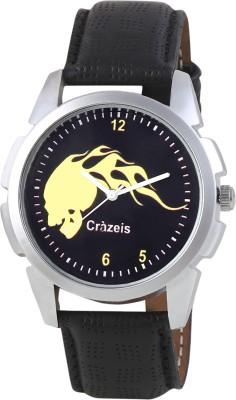 Crazeis WT-MD27BK  Analog-Digital Watch For Boys