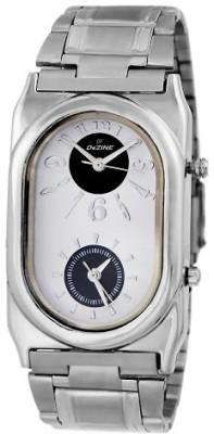 Dezine DZ GSQ052 WHT CH Analog Watch   For Men Dezine Wrist Watches