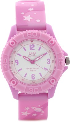 Q&Q VQ96J020Y  Analog Watch For Girls