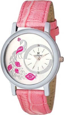 Xtreme XTLS8811PK Designer Analog Watch For Girls