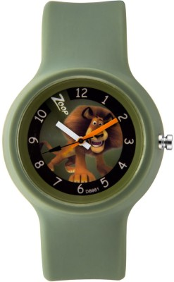 Zoop C3029PP04 Madagascar Analog Watch For Kids