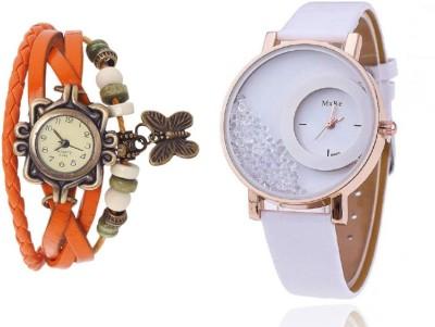 MxRe Orange-Pink Watch  - For Women
