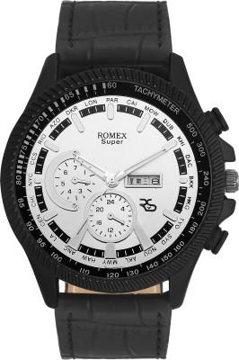 Romex DD-212BLWT  Analog Watch For Boys