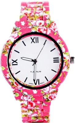 AAROHI FASHION Kimio-Pink004 Watch  - For Girls