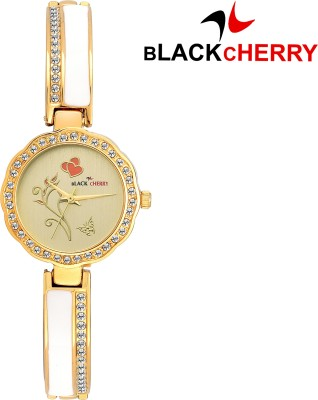 Black Cherry 915  Analog Watch For Girls