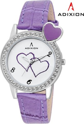 ADIXION 9408SL07  Analog Watch For Girls