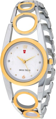 Swiss Trend ST2199 Marvelous Analog Watch For Women