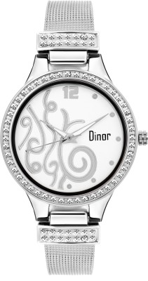 Dinor DC-1534  Analog Watch For Girls