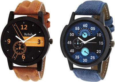 Relish R-1063C Watch  - For Men