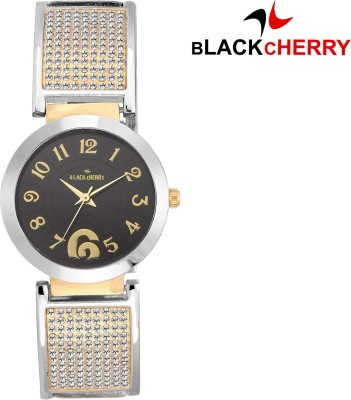 Black Cherry 946  Analog Watch For Girls
