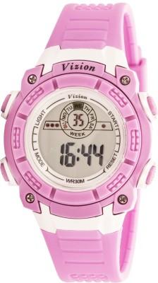 Vizion V8017076-4PURPLE Sports Series Digital Watch For Boys
