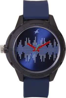 Fastrack 38019PP07J  Analog Watch For Boys