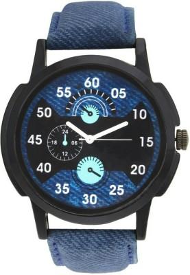 Crazeis WT-MD24BL  Analog-Digital Watch For Boys