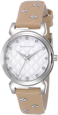 Giordano 2794-01 Silver Toned Analog Women's Watch (2794-01)