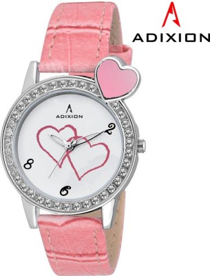ADIXION 9408SLB6  Analog Watch For Girls
