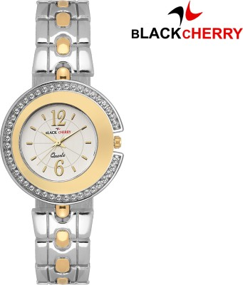 Black Cherry 943  Analog Watch For Girls