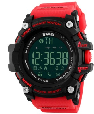 Skmei GMARKS-7221 -RED Sports Digital Watch For Unisex