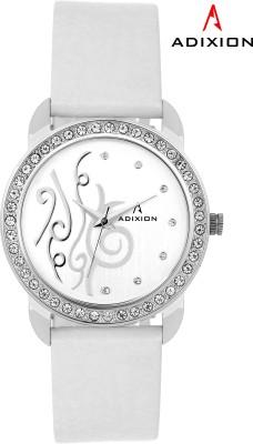 ADIXION 9404SLB2  Analog Watch For Girls