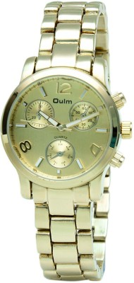 Oulm HT3256GO  Analog Watch For Women