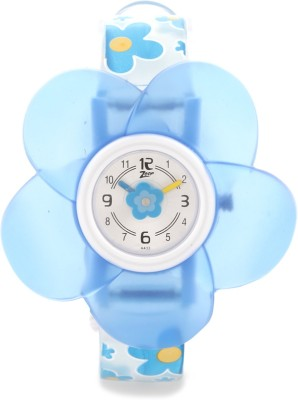 Zoop NEC4004PP02CJ  Analog Watch For Girls