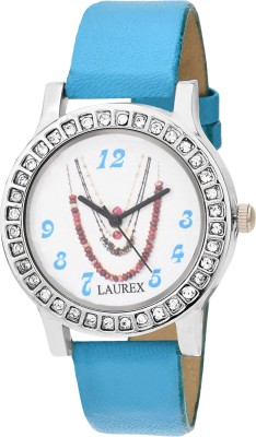 Laurex LX-132  Analog Watch For Girls