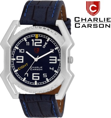 Charlie Carson CC002M  Analog Watch For Boys