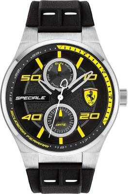Scuderia Ferrari 0830355 Speciale Watch  - For Men