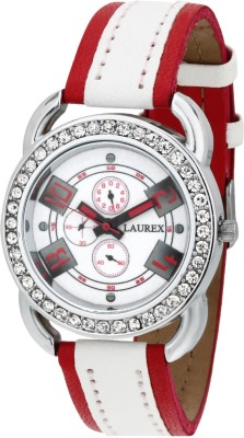 Laurex LX-036  Analog Watch For Girls
