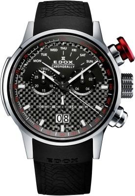 Edox 38001 TIN NIN  Analog Watch For Men
