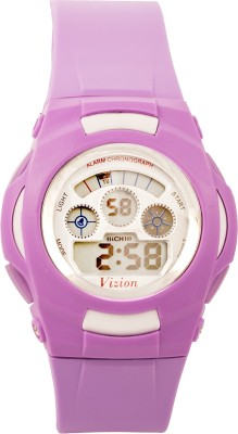 Vizion V-8522B-8 DIgitalView Digital Watch For Kids