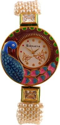 Sanaya SW109  Analog Watch For Girls