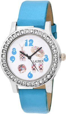 Laurex LX-134  Analog Watch For Girls