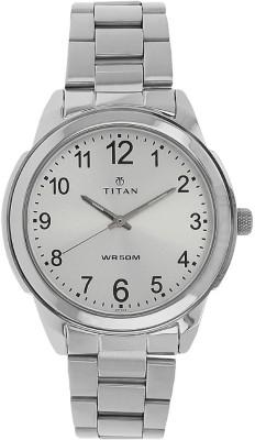 Titan 1585SM04  Analog Watch For Boys