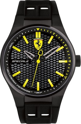 Scuderia Ferrari 0830354 Speciale Analog Watch  - For Men at flipkart