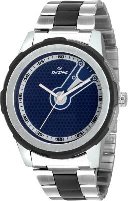 Dezine DZ GR051 BLU CH Analog Watch   For Men Dezine Wrist Watches