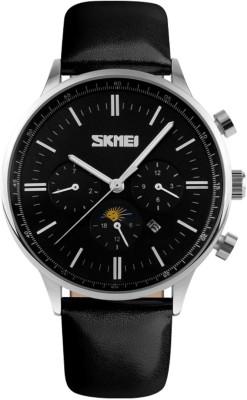 Skmei GMARKS-7119-BLACK Sports Analog Watch For Unisex