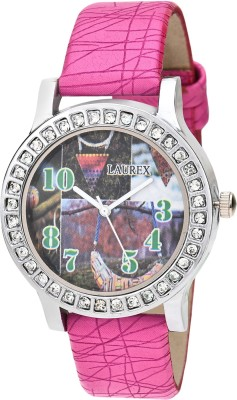 Laurex LX-130  Analog Watch For Girls