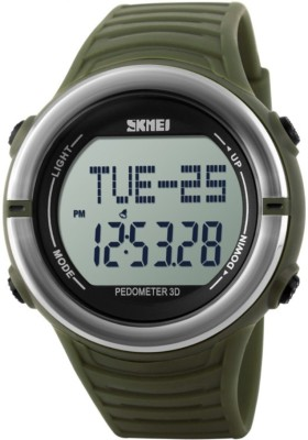 Skmei GMARKS-1111-ARMY Sports Digital Watch For Unisex