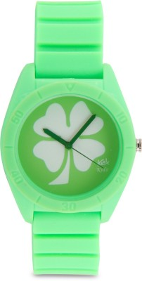 Kool kidz DMK-020-GR 01  Analog Watch For Girls