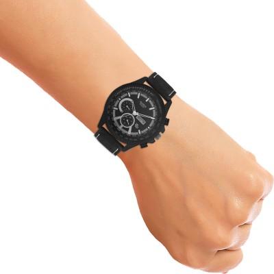 Romex DD-212BK  Analog Watch For Boys