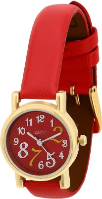 DICE GRCG-M046-8973 Grace Gold Analog Watch For Women