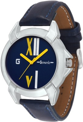 Geonardo GDM00B Elegenta Blue Dial Sports Analog Watch For Boys