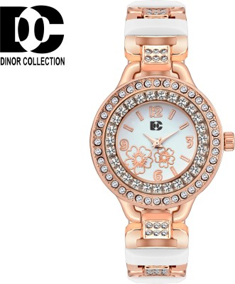 Dinor DC-1710 Diva Series Analog Watch For Girls
