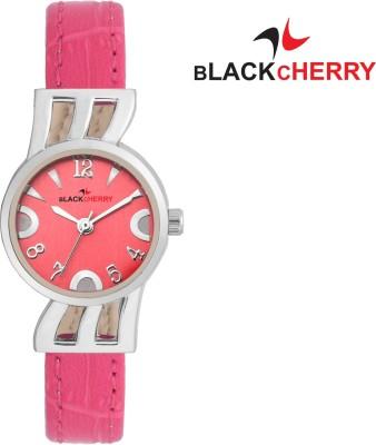 Black Cherry PLO 817  Analog Watch For Unisex