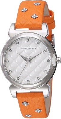 Giordano 2794-02 Silver Toned Analog Women's Watch (2794-02)