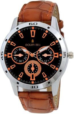 Golden Bell 376GB Casual Watch  - For Men
