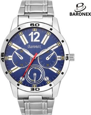 Baronex BNX _ 00107V Analog Watch   For Men Baronex Wrist Watches