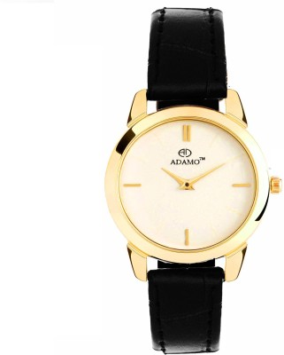 ADAMO AD72YL01 Slim Analog Watch For Women